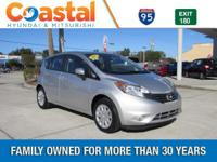 Silver Bullet! Switch to Coastal Hyundai! This vehicle