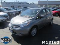 Options:  2015 Nissan Versa Note Sv|Miles: 47084Color: