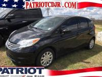 Options:  2015 Nissan Versa Note Sv|Wow! What A
