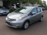 2015 Nissan Versa Note SV Acura of Peoria now