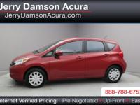 You can find this 2015 Nissan Versa Note S and many