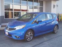 CARFAX One-Owner. Clean CARFAX. Metallic Blue 2015