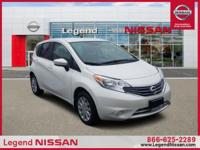 Clean CARFAX. *Nissan Certified*, *Clean Vehicle