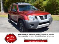 Delivers 20 Highway MPG and 15 City MPG! This Nissan