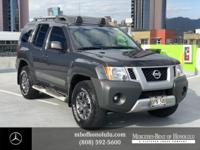 Check out this gently-used 2015 Nissan Xterra we