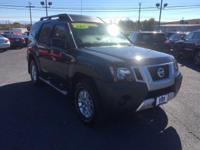 Xterra S, Nissan Certified, 4D Sport Utility, 4.0L V6