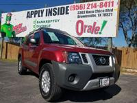Tried-and-true, this Used 2015 Nissan Xterra X packs in