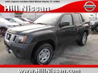 This dk. gray 2015 Nissan Xterra X might be just the