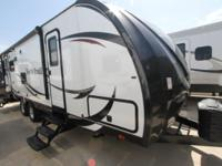 "2015 NORTH TRAIL REAR LIVING 1/2 TON TOWABLE 2"" WALLS"