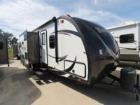 "2015 NORTH TRAIL BUNKHOUSE SLEEPS 8+ 2"" SIDEWALL"