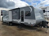 This Is A 2015 Open Range Roamer 291Rls Travel Trailer.