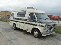 2015 Other Chevy Trans Van Restored! This motorhome has