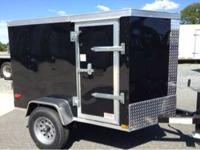2015 Other New 4x6 VNose Enclosed Trailer New 4x6 VNose