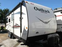 2015 Outback Terrain 230TRS 2015 Outback 230TRS Travel