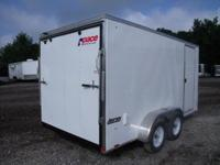 (989) 607-4841 ext.50 7' x 14' Enclosed Cargo ATV