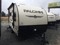 The 2015 Lite-Weight Travel Trailer Model 150RBS is one
