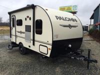 The 2015 Lite-Weight Travel Trailer Model 151KBB is one