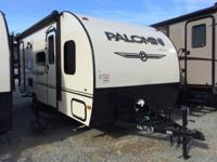 The 2015 Lite-Weight Travel Trailer Model 179BHS is one
