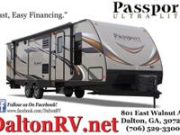 2015 Passport by Keystone model 2920BH MSRP: $31,007
