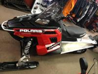 Make: Polaris Year: 2015 Condition: New Electric Start!