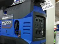 2015 Polaris P1000i 1000 watt Generators Gasoline 8448