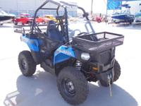 This 2015 Polaris Razor is like new, very low hours,