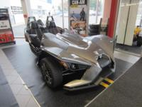 SAVE OVER $2,200 ON THIS 2015 POLARIS SLINGSHOT DEALER