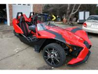 2015 Polaris Slingshot SL. 2015 Polaris Sl Straight