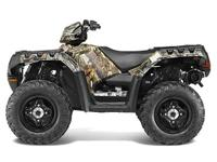 Make: Polaris Year: 2015 Condition: New Every hunter