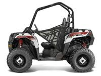 Make: Polaris Year: 2015 Condition: New ATV of the