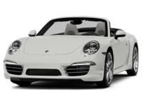 Porsche Certified! asking price $ 98,900.00, one owner