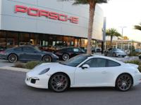 Porsche Certified**911 Carrera 4S**LOCAL ONE