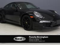 NAVIGATION, LEATHER SEATS, BLUETOOTH, This 2015 Porsche