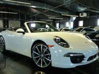 2015 Porsche 911 Carrera Cabriolet Build