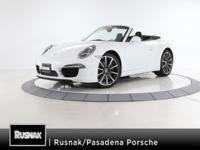 This outstanding example of a 2015 Porsche 911