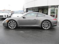 *LOW MILES* *This 2015 Porsche 911 will sell fast