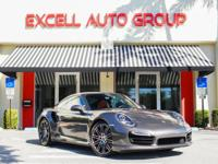 Introducing the 2015 Porsche 911 Turbo Coupe featuring
