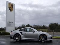 Porsche Certified Pre-Owned!! Sport Chrono Package,