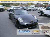 Options:  2015 Porsche 911 Turbo S|Black|Black|It Just