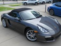 Options:  2015 Porsche Boxster Base|Miles: 5161Color:
