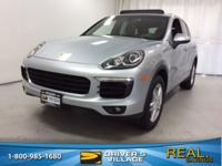 New Price! Rhodium Silver Metallic 2015 Porsche Cayenne