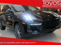 Options:  2015 Porsche Cayenne Turbo|2015 Porsche