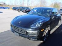 Cayenne Turbo, 4D Sport Utility, 4.8L V8, 8-Speed