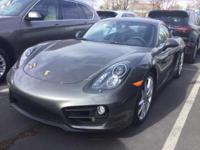 This 2015 Porsche Cayman is proudly offered by Kendall