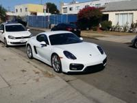 2015 Porsche Cayman GTS 8.5k miles  Options: Carrera