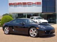 New Price! Certified. 2015 Porsche Cayman S 3.4L H6