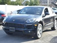 Recent Arrival! 2015 Porsche Macan S CARFAX One-Owner.