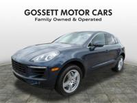 Recent Arrival! CARFAX One-Owner. This 2015 Porsche