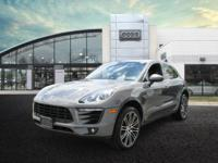 New Price! 2015 Porsche Macan S Agate Gray Metallic