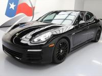 2015 Porsche Panamera with 3.6L V6 Engine,Porsche